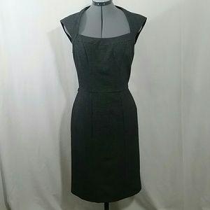 WHITE HOUSE BLACK MARKET Sleeveless Dress Size 8